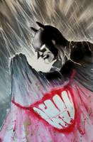 Death of the Joker by tee00
