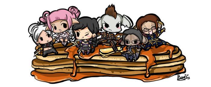 The Pancake Mafia