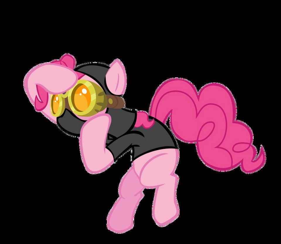 Pinkie Spy by KestrelElk