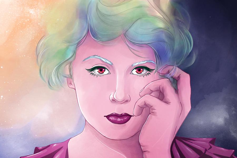Face by DarkPlus