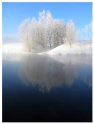 Frozen Reflection by harryf
