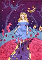 Intro to Wonderland by Shinkouro