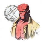 SQUARE Hellboy No. 2