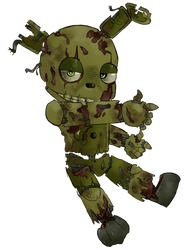 springtrap but small