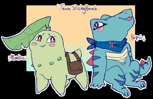 Team StickyBomb!