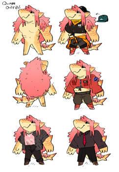 Quinn outfits!