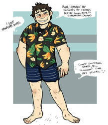 that draw your current outfit thing