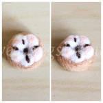 Mini flower doughnut