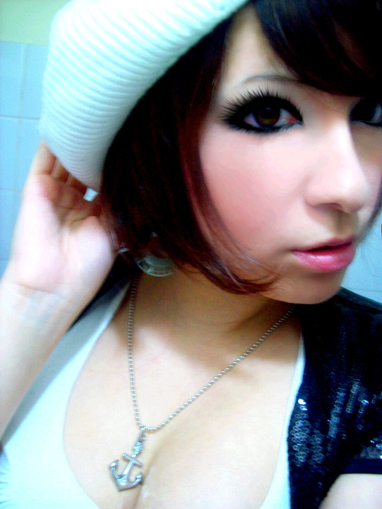 Miself :3 by usagiyuu