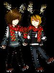 Chibi Commision 5 by adoptionbymika
