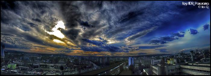 Iasi HDR Panorama by Ironiada