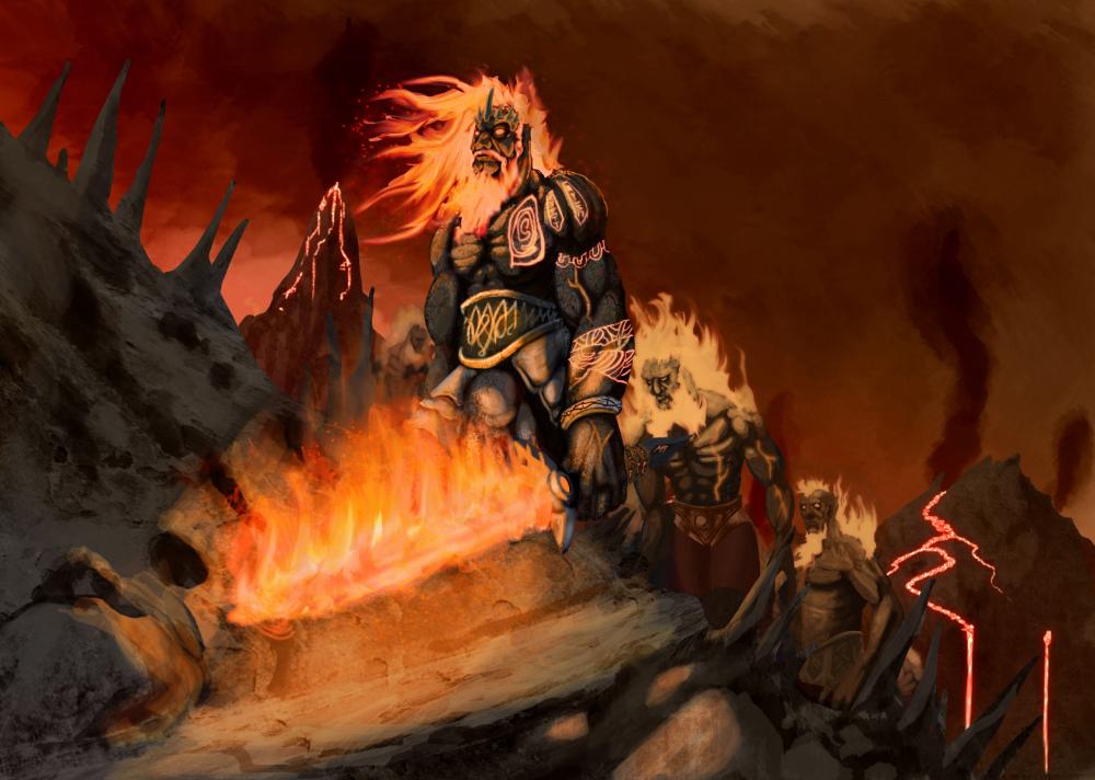 Jogo 01 - Saga de Asgard - A Ameaça Fantasma a Asgard - Página 3 March_of_muspelheim_by_demodus-d62u75q
