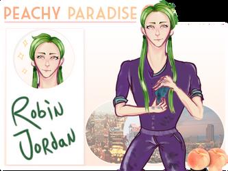 PP: Robin Jordan by Shampoo-chan13