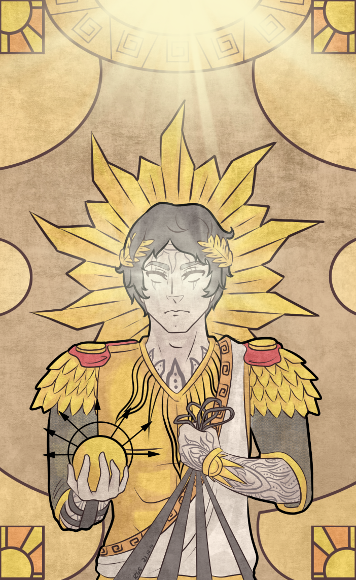essay god helios sun