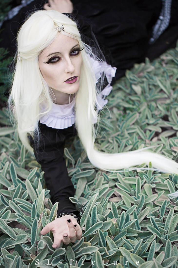 Albino Goth by Rosenbraut