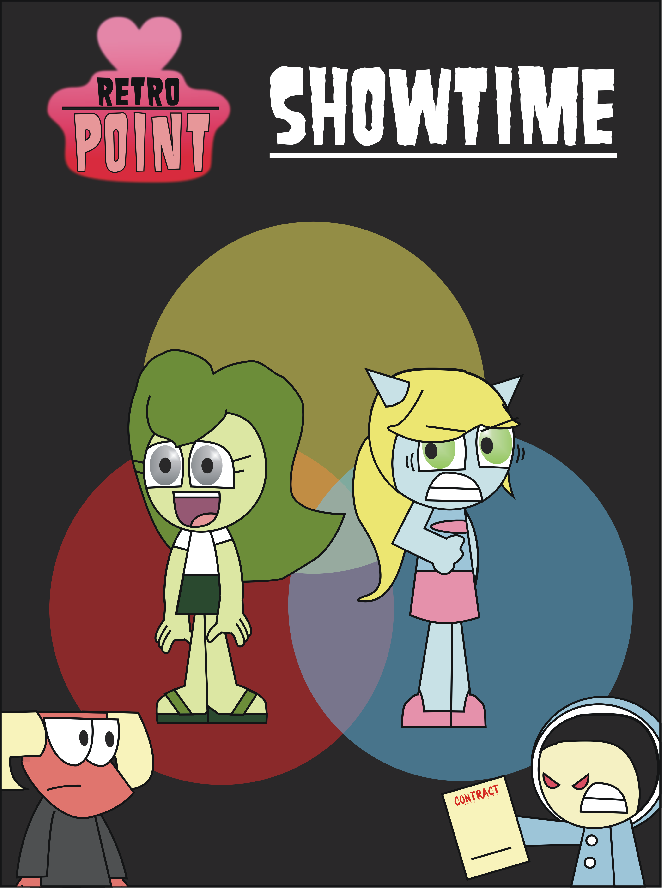 RP - Showtime - Page 01 by ThePlanty