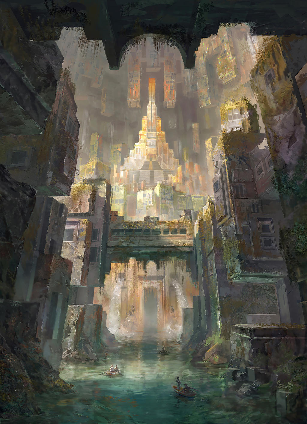 Ancient civilizations /Accross the lost city