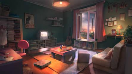 Apartment / night