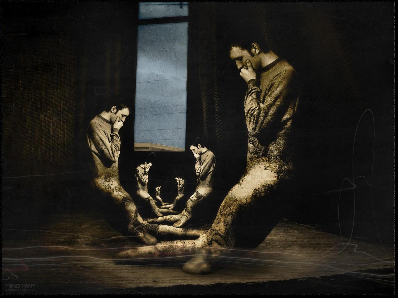 Mind Trap by barnaulsky-zeek