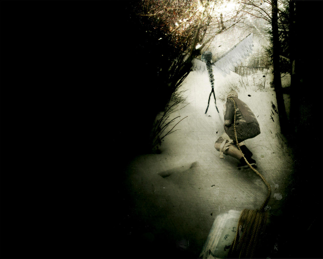 Pursuit for an Angel by barnaulsky-zeek
