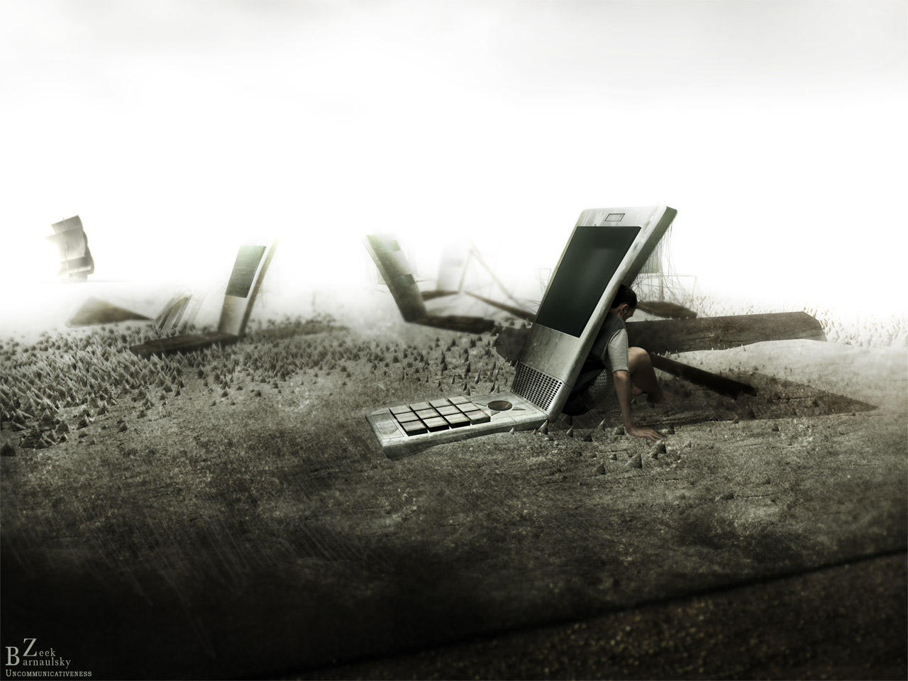 Uncommunicativeness by barnaulsky-zeek