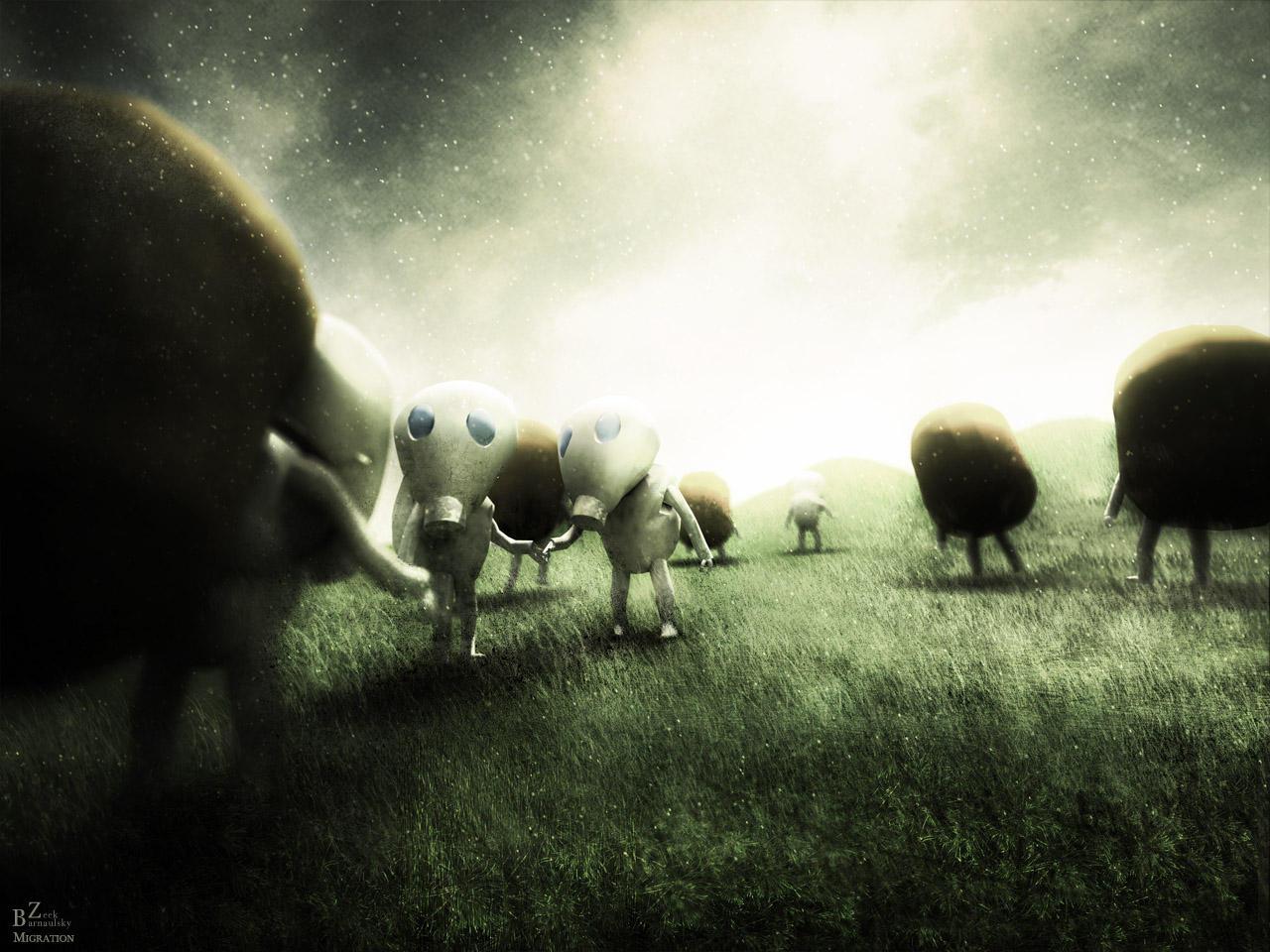 Migration by barnaulsky-zeek