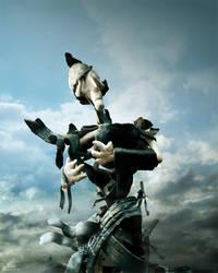Don  Quixote by barnaulsky-zeek