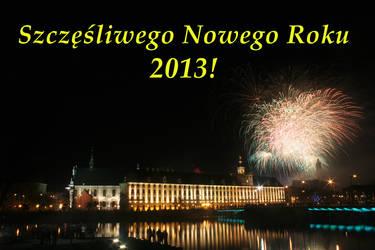 Happy New Year 2013! by wesoly-romek