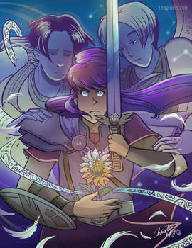 The Sword and the Flower