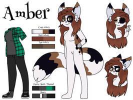 Amber by sammiemae227