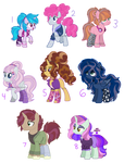 Mlp ship adopts|OPEN|PAYPAL ONLY(4 left)