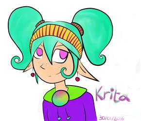 Krita by MusicIsMyLife7