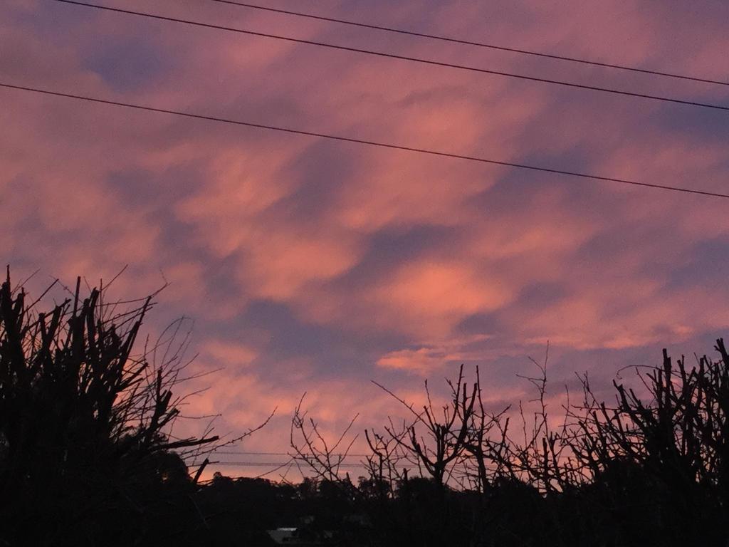 Tasmanian Winter Evening Sky - Northern Midlands by MK-FouR