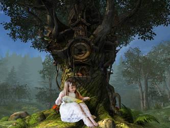 Alice in Wonderland by PatisPaton