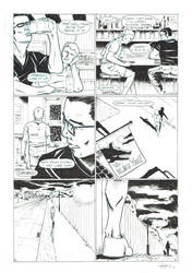 Untitled Horror Comic by antacidimages