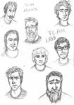 RoosterTeeth sketches