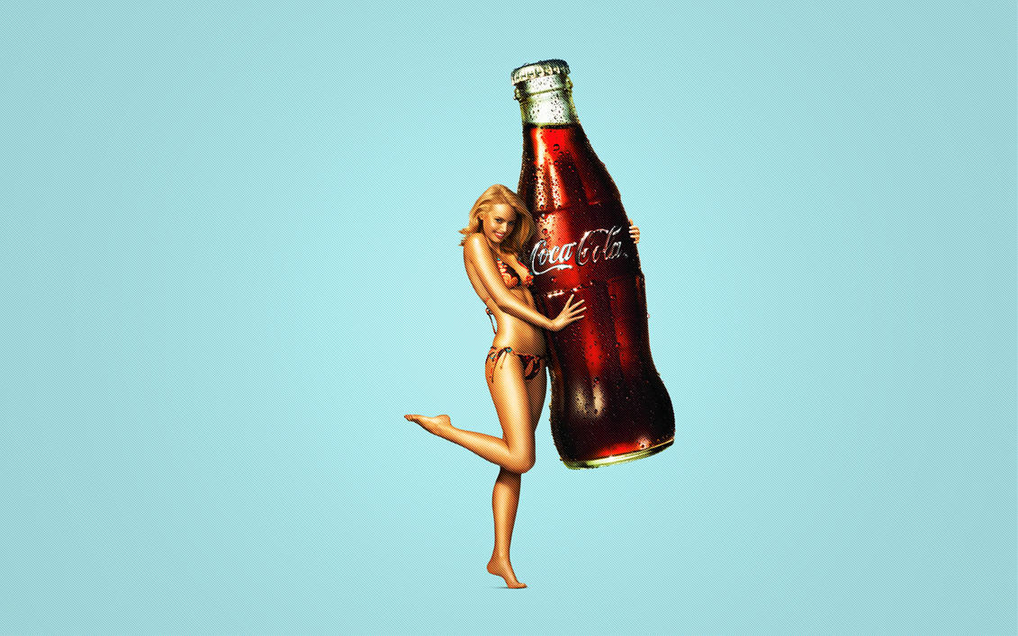 Coca Cola Summer by joppepe