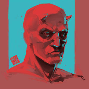 Daredevil speedpaint