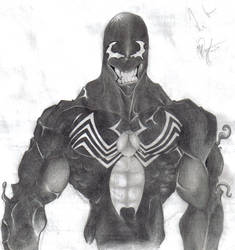 New Venom by Vigilante8
