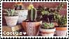 Cactus Stamp by RetroFoxz