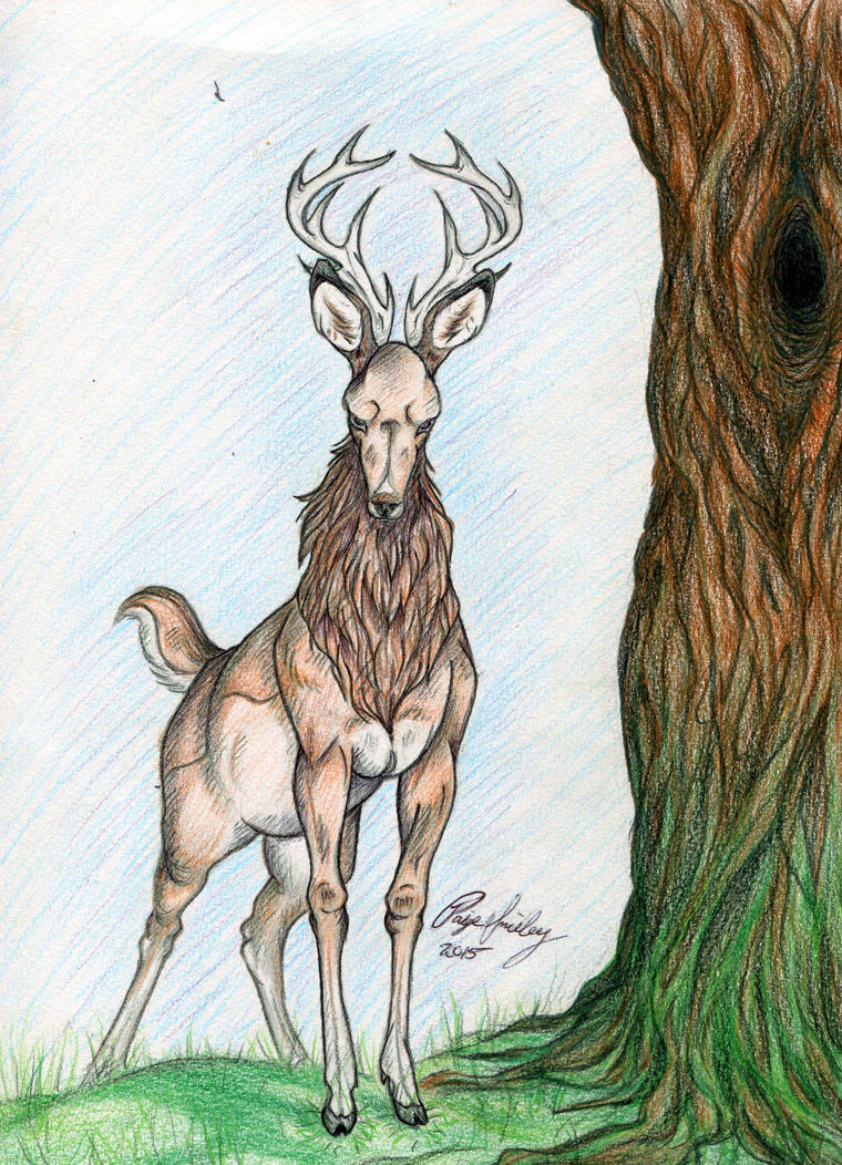 Stag Request by I-WindWalker-I