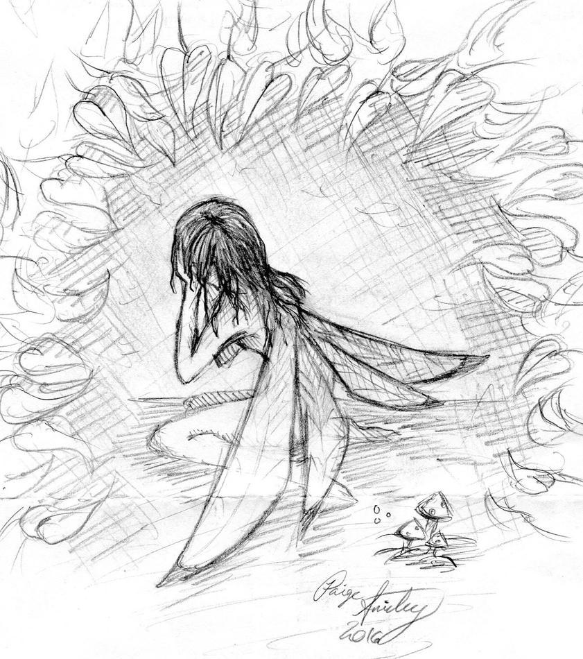 Meloncholy Sketch by I-WindWalker-I