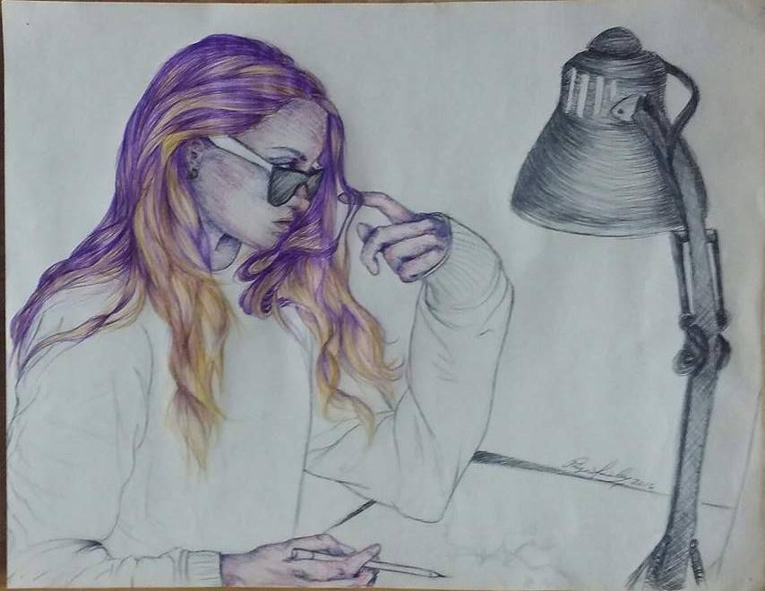 Artistic Me by I-WindWalker-I