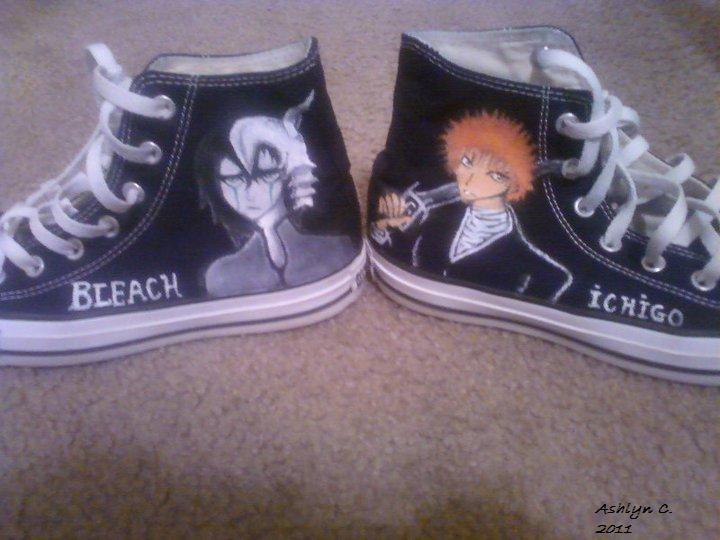converse bleach
