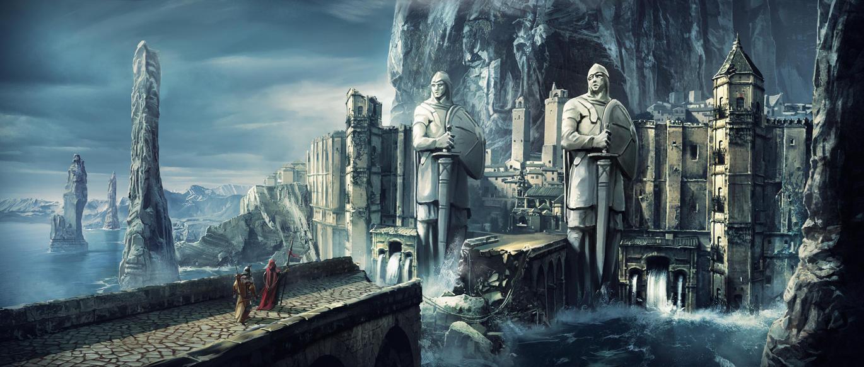 GATE TO VALHALLA by Leifheanzo on DeviantArt