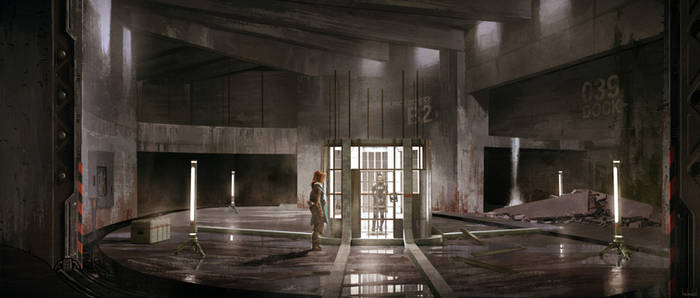 TRIBES OF EUROPA - PRISON CELL