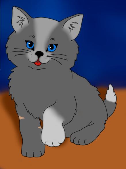 Little Kitty by LegendaryTime