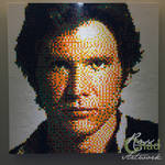 Han Solo in LEGO Bricks by ChadRossArtwork
