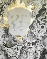 Betrayal (Tribute to Gustav Klimt's The Kiss)