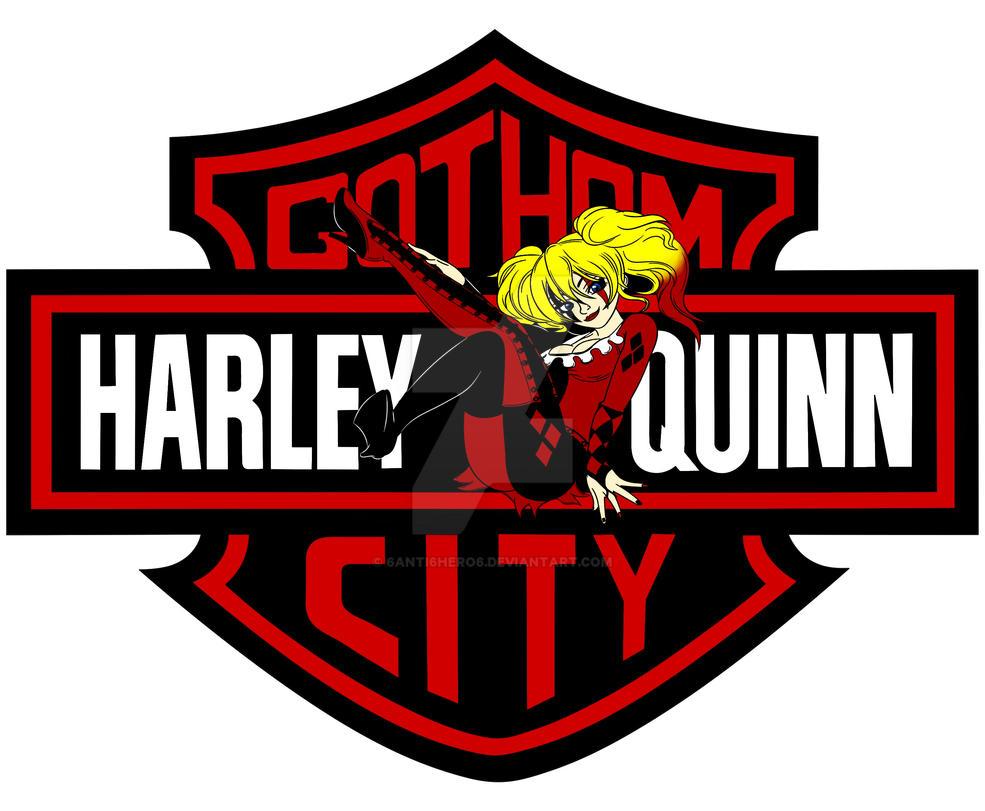 Harley quinn logo by 6anti6hero6 on deviantart harley quinn logo by 6anti6hero6 voltagebd Gallery